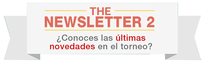Newsletter Trofeo Internacional Senior Costa Daurada 2016